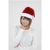 【クリスマスコスプレ】サンタ帽子 レッド