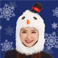 【クリスマスコスプレ】もふもふスノーマン