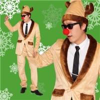 クリスマスコスプレ 衣装】スタイリッシュトナカイ