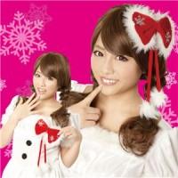 【クリスマスコスプレ】クリスタルリボンピンレッド