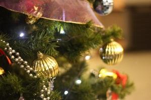 クリスマスツリー電飾